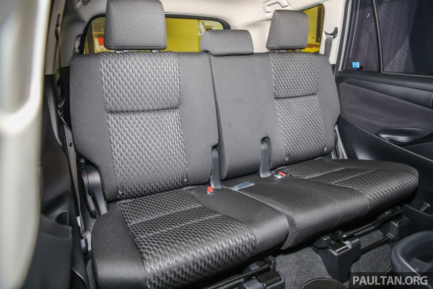 New Toyota Innova launched in Malaysia, from RM106k – 7 airbags, ESC, Dual VVT-i, more premium interior Image #588249