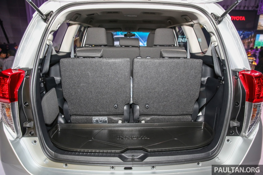 New Toyota Innova launched in Malaysia, from RM106k – 7 airbags, ESC, Dual VVT-i, more premium interior Image #588252