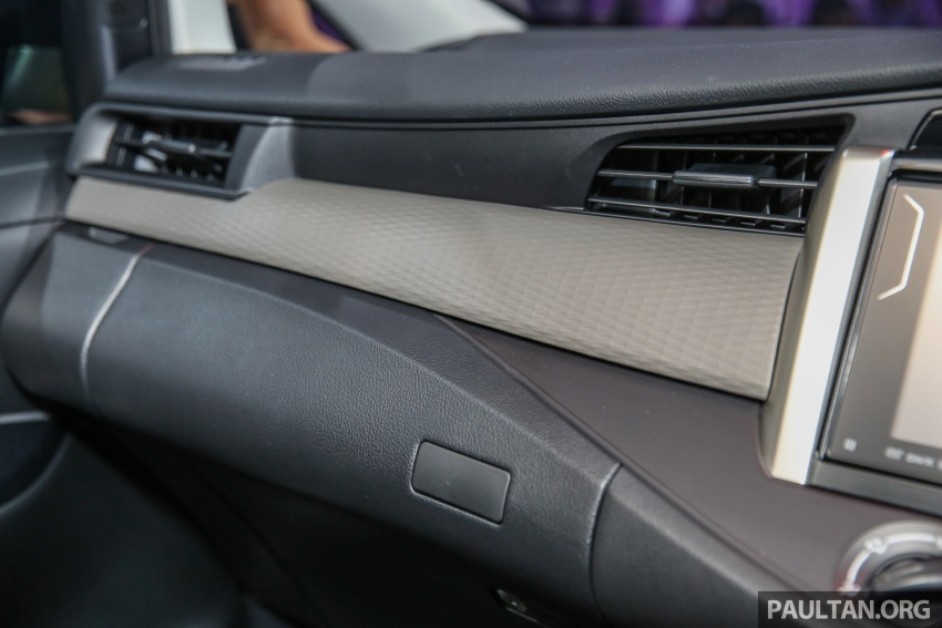 New Toyota Innova launched in Malaysia, from RM106k – 7 airbags, ESC, Dual VVT-i, more premium interior Image #588238