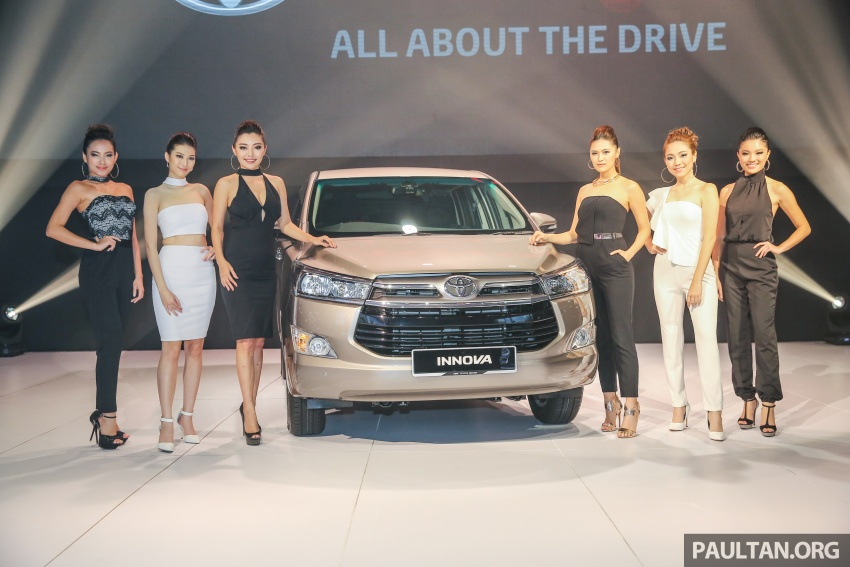 New Toyota Innova launched in Malaysia, from RM106k – 7 airbags, ESC, Dual VVT-i, more premium interior Image #588260