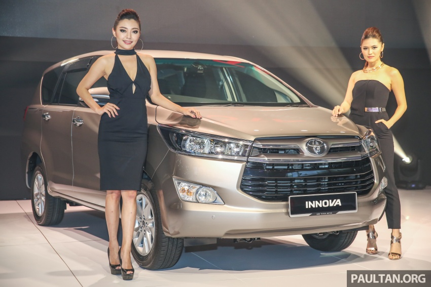 New Toyota Innova launched in Malaysia, from RM106k – 7 airbags, ESC, Dual VVT-i, more premium interior Image #588261