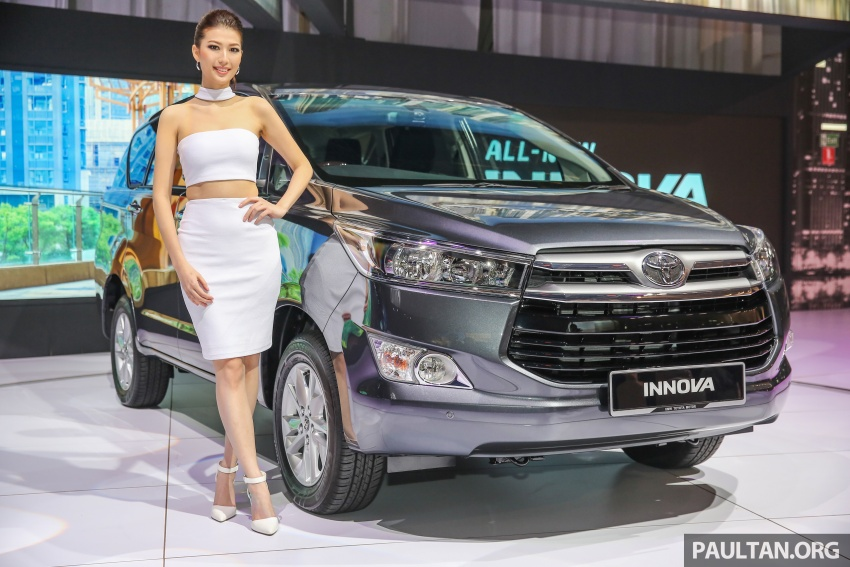 New Toyota Innova launched in Malaysia, from RM106k – 7 airbags, ESC, Dual VVT-i, more premium interior Image #588262