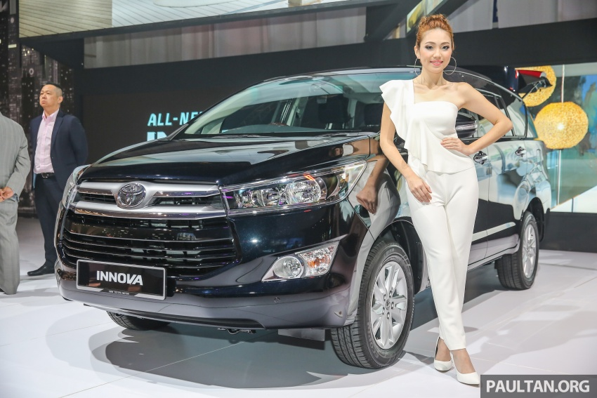New Toyota Innova launched in Malaysia, from RM106k – 7 airbags, ESC, Dual VVT-i, more premium interior Image #588265