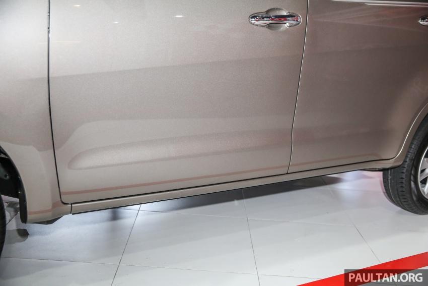 GALLERY: New Toyota Innova 2.0G on display – 8-seat MPV, Dual VVT-i, 6-spd auto, 7 airbags, VSC, RM126k Image #587575