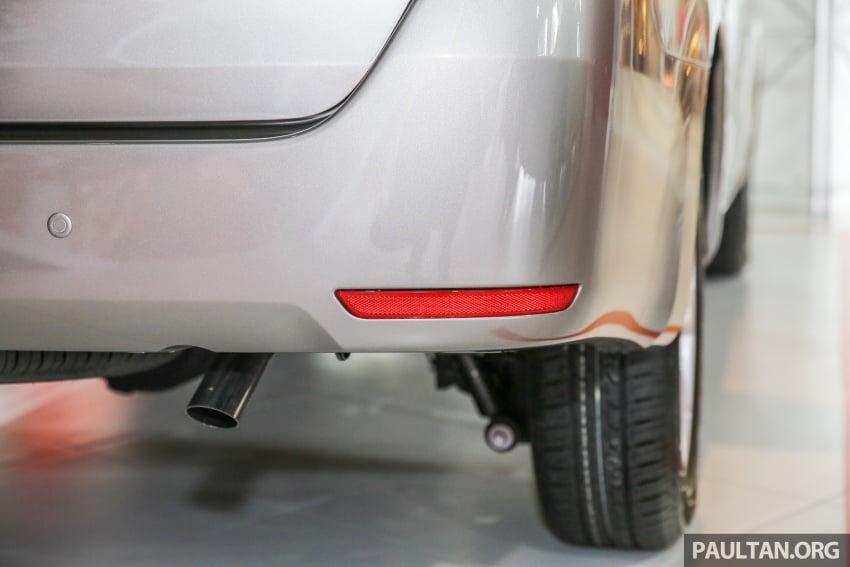 GALLERY: New Toyota Innova 2.0G on display – 8-seat MPV, Dual VVT-i, 6-spd auto, 7 airbags, VSC, RM126k Image #587583