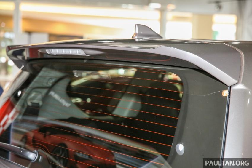 GALLERY: New Toyota Innova 2.0G on display – 8-seat MPV, Dual VVT-i, 6-spd auto, 7 airbags, VSC, RM126k Image #587585