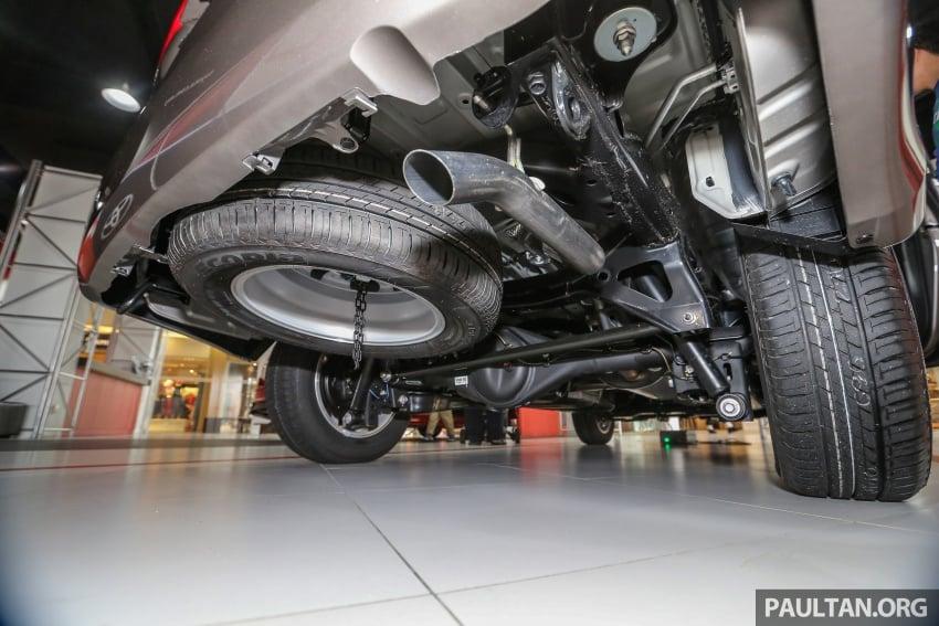 GALLERY: New Toyota Innova 2.0G on display – 8-seat MPV, Dual VVT-i, 6-spd auto, 7 airbags, VSC, RM126k Image #587588