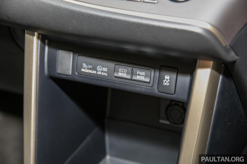 GALLERY: New Toyota Innova 2.0G on display – 8-seat MPV, Dual VVT-i, 6-spd auto, 7 airbags, VSC, RM126k Image #587598