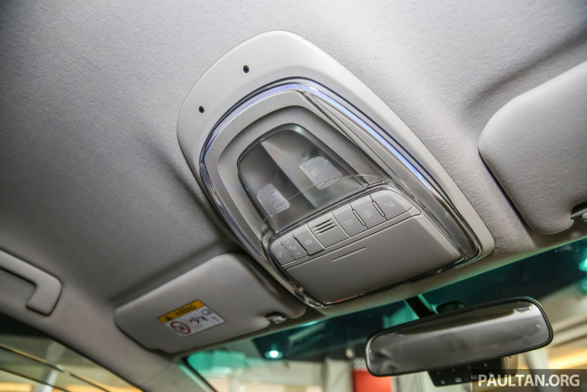 GALLERY: New Toyota Innova 2.0G on display – 8-seat MPV, Dual VVT-i, 6-spd auto, 7 airbags, VSC, RM126k Image #587601