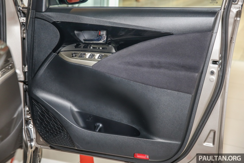 GALLERY: New Toyota Innova 2.0G on display – 8-seat MPV, Dual VVT-i, 6-spd auto, 7 airbags, VSC, RM126k Image #587602