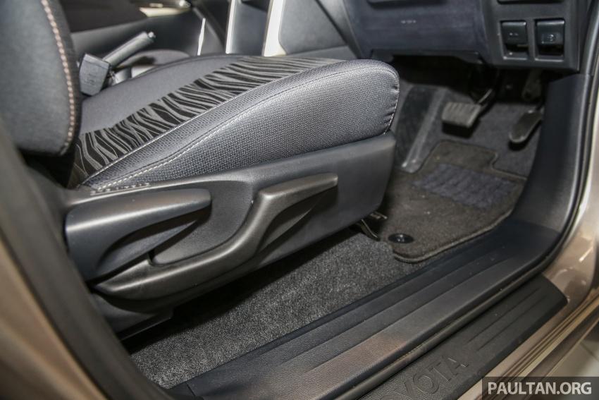 GALLERY: New Toyota Innova 2.0G on display – 8-seat MPV, Dual VVT-i, 6-spd auto, 7 airbags, VSC, RM126k Image #587604