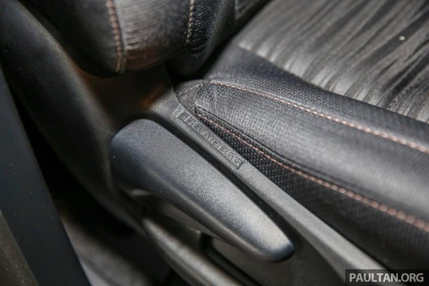 GALLERY: New Toyota Innova 2.0G on display – 8-seat MPV, Dual VVT-i, 6-spd auto, 7 airbags, VSC, RM126k Image #587605