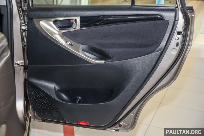 GALLERY: New Toyota Innova 2.0G on display – 8-seat MPV, Dual VVT-i, 6-spd auto, 7 airbags, VSC, RM126k Image #587607