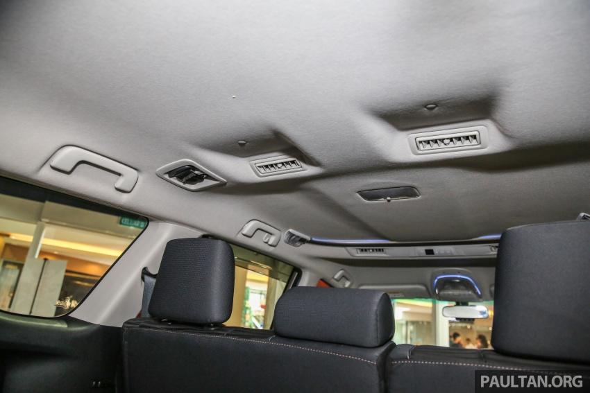 GALLERY: New Toyota Innova 2.0G on display – 8-seat MPV, Dual VVT-i, 6-spd auto, 7 airbags, VSC, RM126k Image #587614