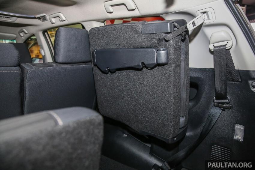 GALLERY: New Toyota Innova 2.0G on display – 8-seat MPV, Dual VVT-i, 6-spd auto, 7 airbags, VSC, RM126k Image #587615