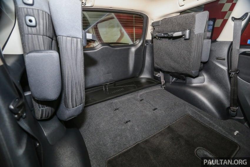 GALLERY: New Toyota Innova 2.0G on display – 8-seat MPV, Dual VVT-i, 6-spd auto, 7 airbags, VSC, RM126k Image #587625