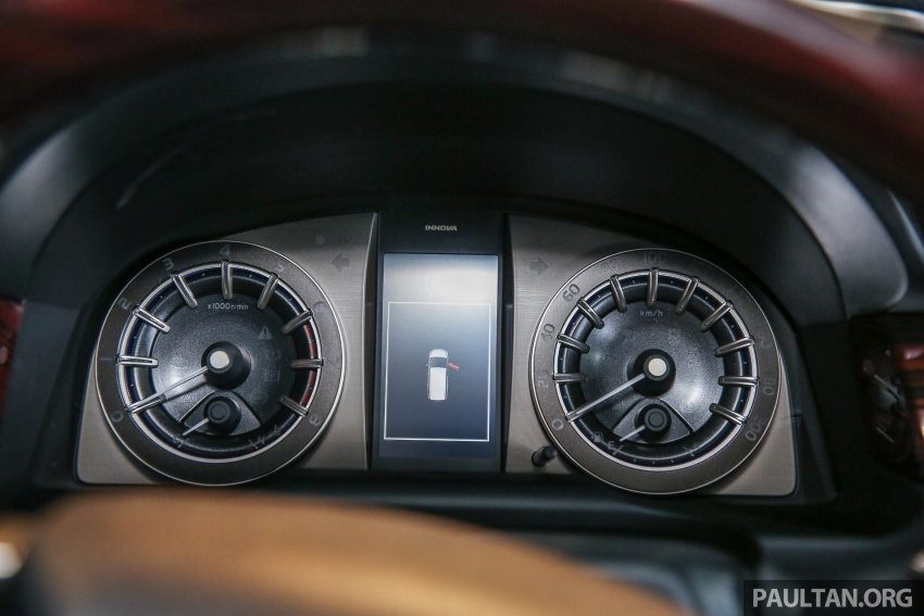 GALLERY: New Toyota Innova 2.0G on display – 8-seat MPV, Dual VVT-i, 6-spd auto, 7 airbags, VSC, RM126k Image #587592
