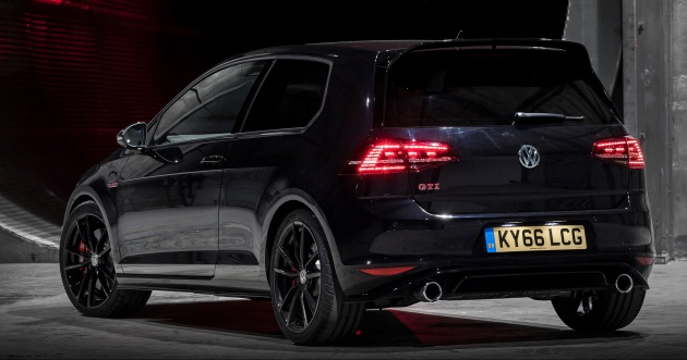 Volkswagen Golf Gti Clubsport Edition 40 265 Ps