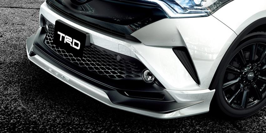 Toyota C-HR terima kit talaan TRD dan Modelista Image #592103