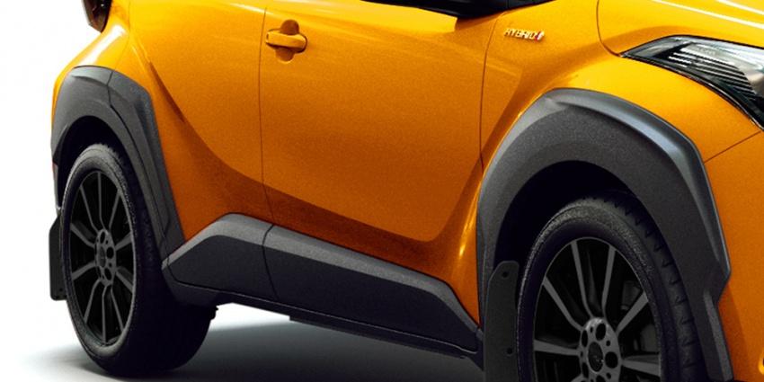 Toyota C-HR terima kit talaan TRD dan Modelista Image #592094