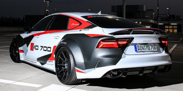 Exclusive Car Design boosts Audi S7 to 690 hp