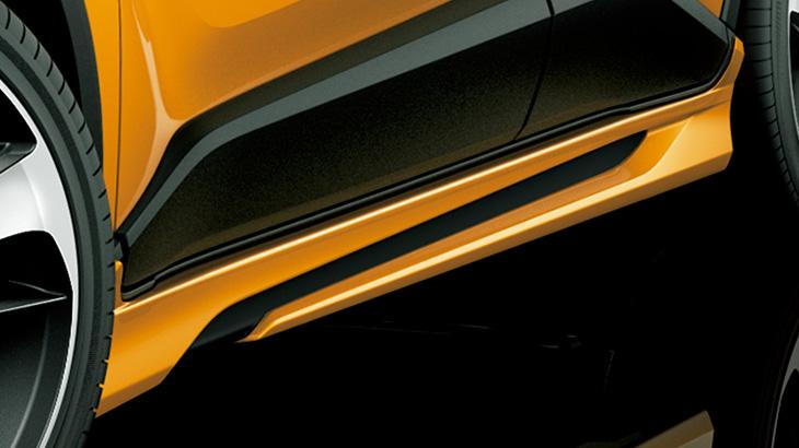 Toyota C-HR terima kit talaan TRD dan Modelista Image #592050
