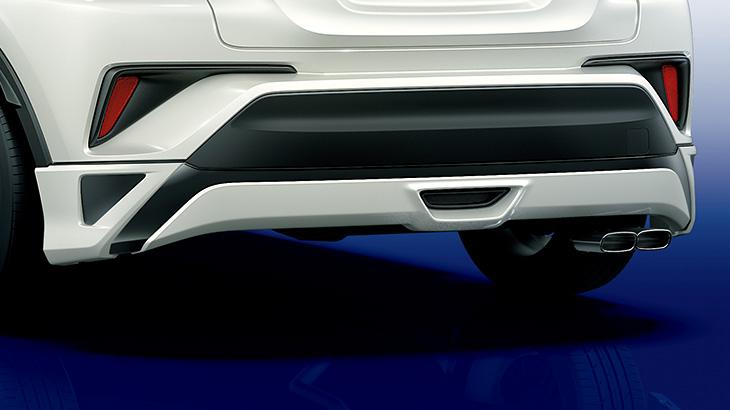Toyota C-HR terima kit talaan TRD dan Modelista Image #592046
