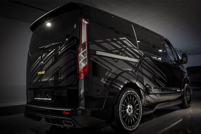 Ford Ranger dan Transit edisi khas Valentino Rossi Image #594864