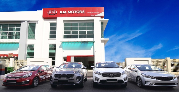 Kia Bayan Lepas New 3s Centre Opens In Penang