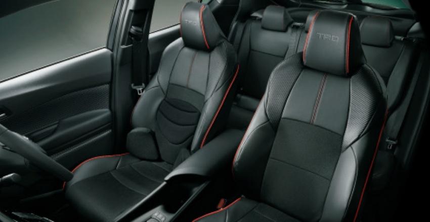 Toyota C-HR terima kit talaan TRD dan Modelista Image #592088