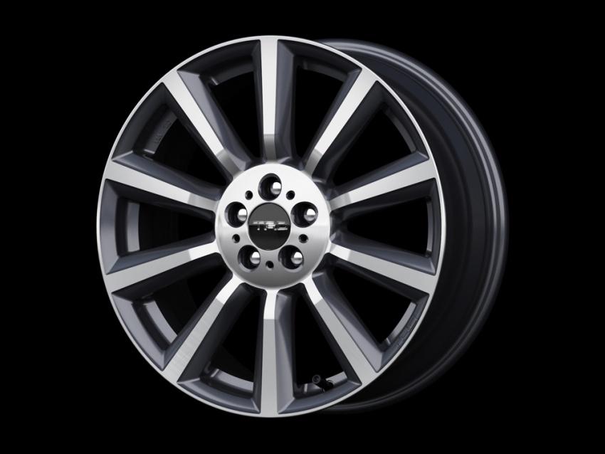 Toyota C-HR terima kit talaan TRD dan Modelista Image #592089