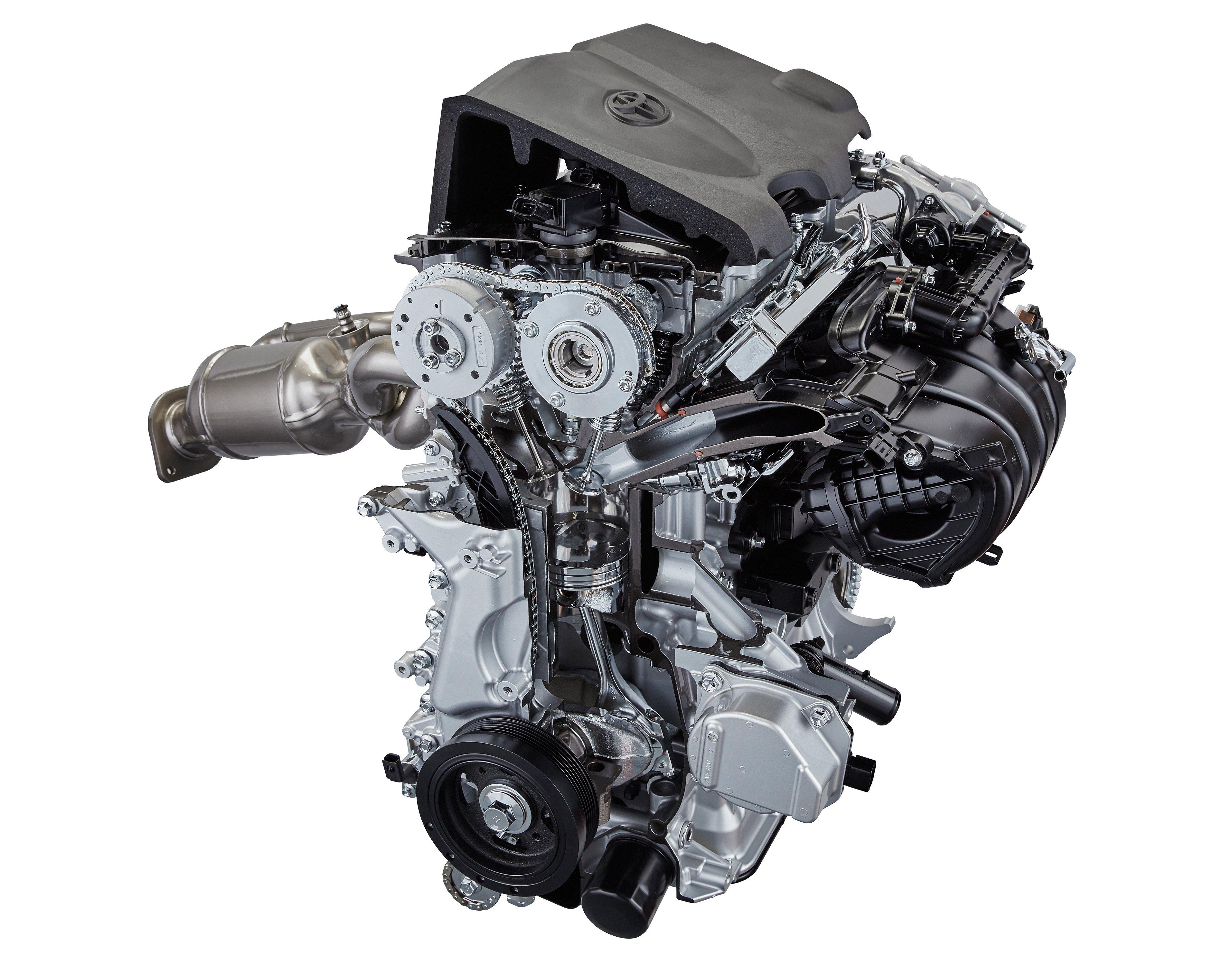 Toyota Tnga Platform Engines And Transmissions Initial
