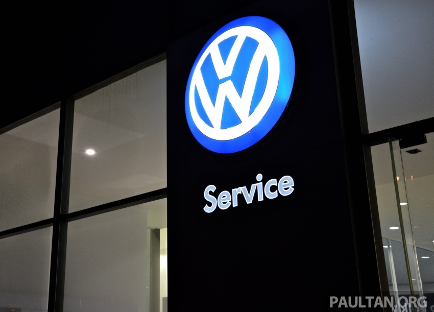 Volkswagen Passenger Cars Malaysia announces goodwill of additional two-year warranty on DSG Image #588881