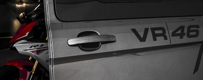 Ford Ranger dan Transit edisi khas Valentino Rossi Image #594868