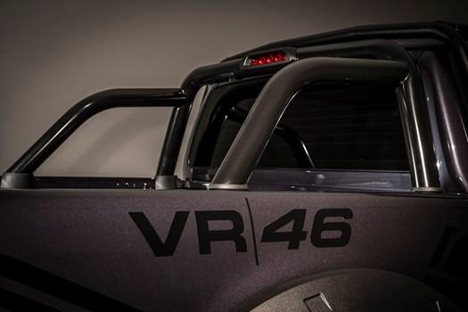 Ford Ranger dan Transit edisi khas Valentino Rossi Image #594892
