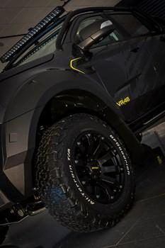 Ford Ranger dan Transit edisi khas Valentino Rossi Image #594899