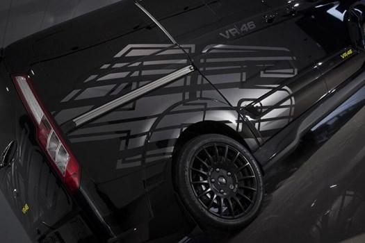 Ford Ranger dan Transit edisi khas Valentino Rossi Image #594872