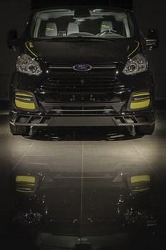 Ford Ranger dan Transit edisi khas Valentino Rossi Image #594875