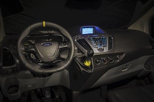 Ford Ranger dan Transit edisi khas Valentino Rossi Image #594878