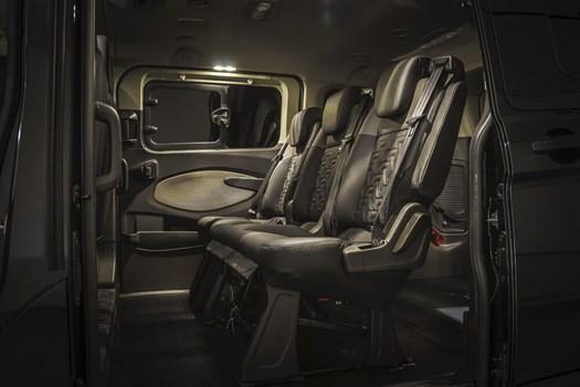 Ford Ranger dan Transit edisi khas Valentino Rossi Image #594879