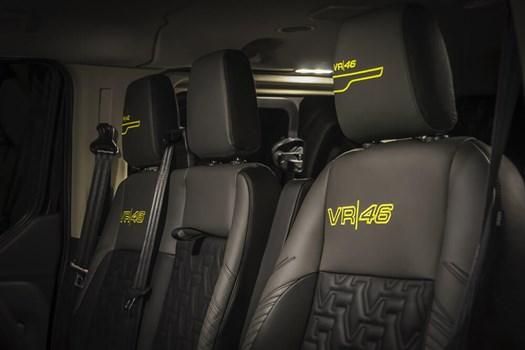 Ford Ranger dan Transit edisi khas Valentino Rossi Image #594881