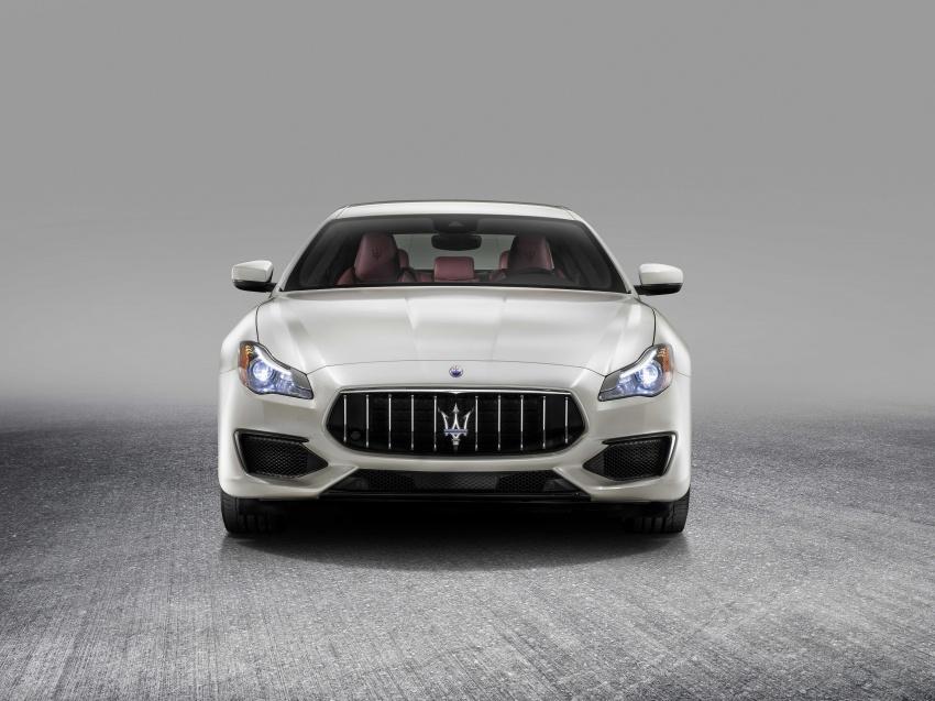 Maserati Quattroporte facelift tiba di Malaysia – varian GranSport, GranLusso; 3.0 V6, harga dari RM779k Image #599965