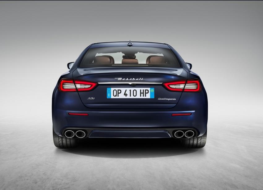 Maserati Quattroporte facelift tiba di Malaysia – varian GranSport, GranLusso; 3.0 V6, harga dari RM779k Image #599941