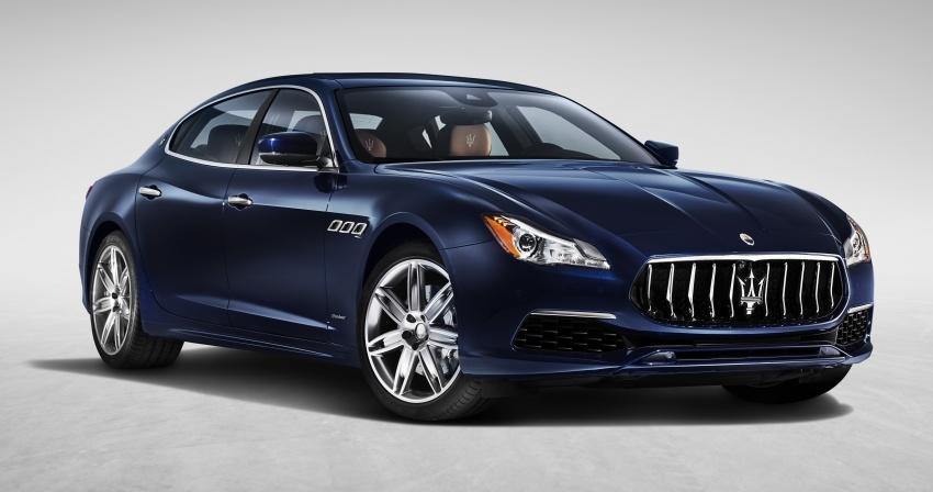 Maserati Quattroporte facelift tiba di Malaysia – varian GranSport, GranLusso; 3.0 V6, harga dari RM779k Image #599940