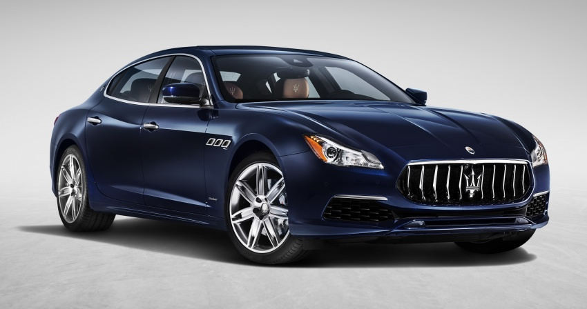 Maserati Quattroporte facelift arrives in Malaysia – GranSport, GranLusso variants; 3.0 V6  from RM779k Image #599611