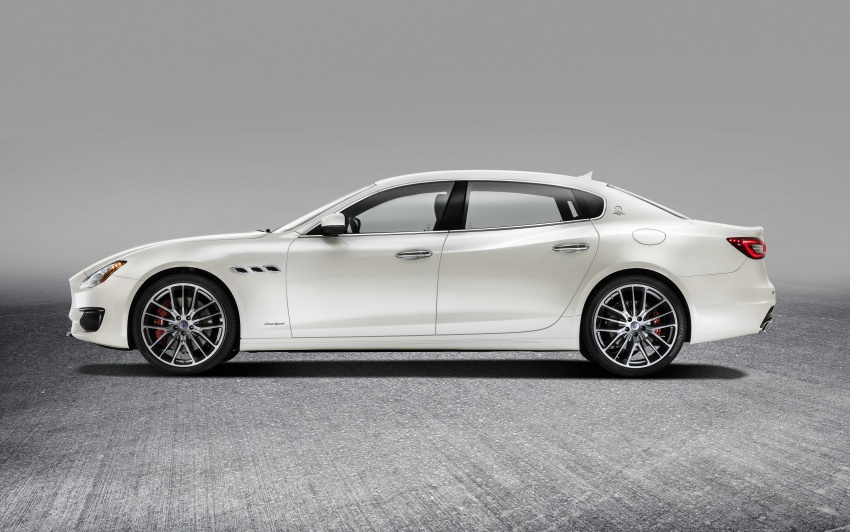 Maserati Quattroporte facelift tiba di Malaysia – varian GranSport, GranLusso; 3.0 V6, harga dari RM779k Image #599962
