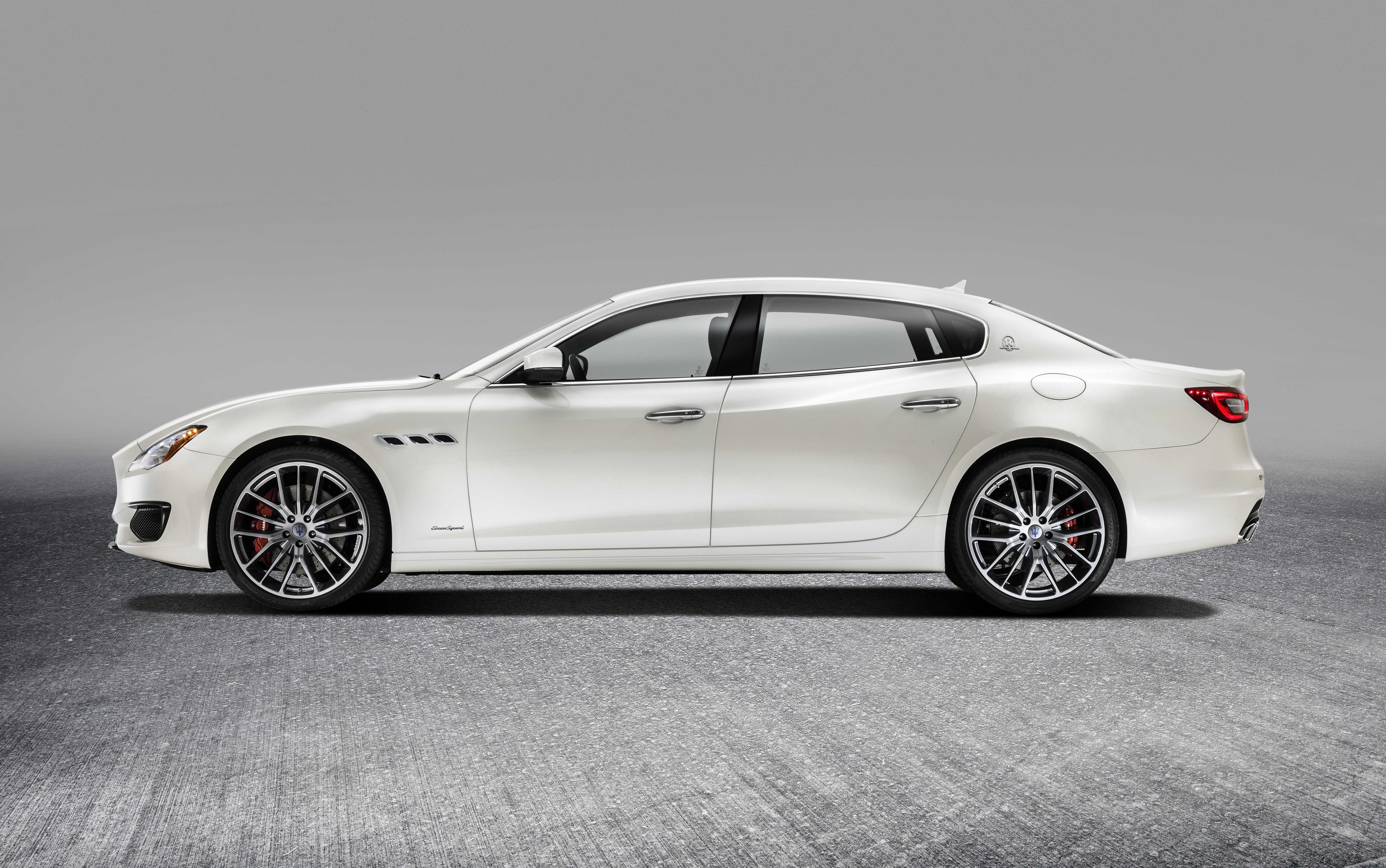 Maserati Quattroporte facelift tiba di Malaysia – varian ...