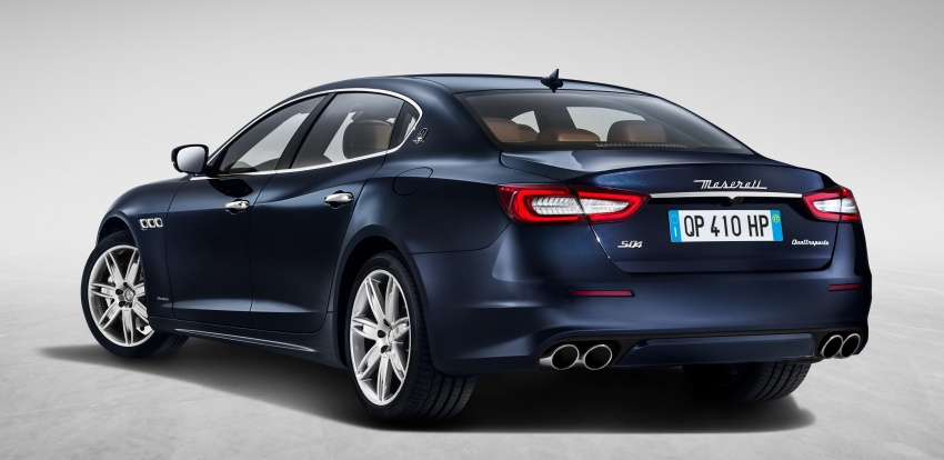 Maserati Quattroporte facelift arrives in Malaysia – GranSport, GranLusso variants; 3.0 V6  from RM779k Image #599613