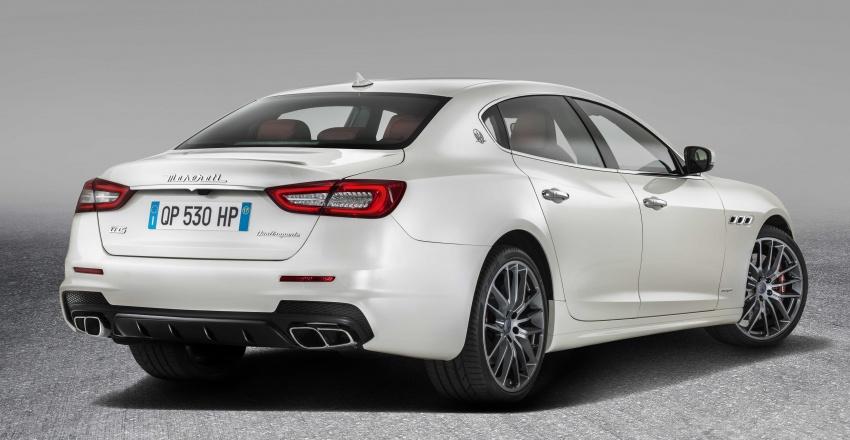Maserati Quattroporte facelift arrives in Malaysia – GranSport, GranLusso variants; 3.0 V6  from RM779k Image #599589