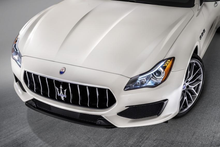 Maserati Quattroporte facelift tiba di Malaysia – varian GranSport, GranLusso; 3.0 V6, harga dari RM779k Image #599960